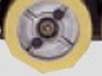 roulette de 120 x  50 mm