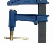 piston clamp   150  x 1500 mm